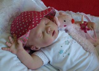 Big Reborn Baby Valerie Was Vaile by Michele Fagan
