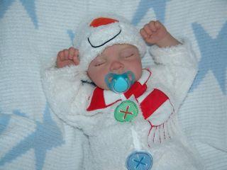 Reborn Newborn Fake Baby Real Lifelike Doll Boy Christmas Birthday Gift Ready
