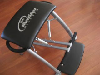 Malibu Pilates Chair Fitness Program by Guthy Renker