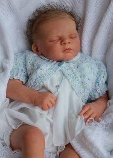 Baby Sunshine Nursery Reborn Baby Girl Doll Tanya by Gudrun Legler Limited Ed