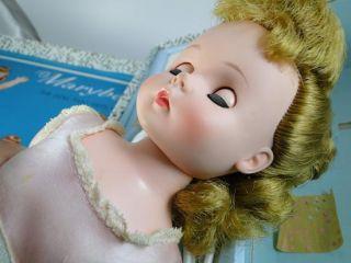Vintage Madame Alexander Doll Co Marybel Gets Well Medical Doctor Toy 1950s