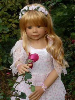 New ♥ Spring ♥ Masterpiece Doll by Monika Levenig