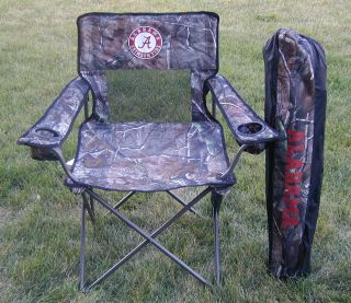 Rivalry Alabama Realtree Camo Chair