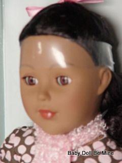 New What A Doll Ella by Madame Alexander 18 inch Doll