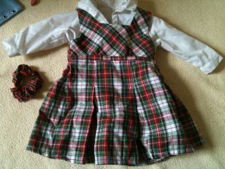 Huge American Girl Molly Emily Doll Clothing Lot