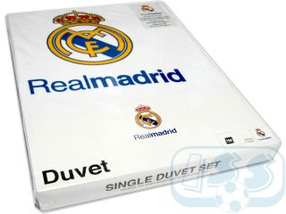 XREAL09 Real Madrid Official Bedding Bed Linen