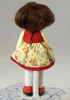 "Paulette Goodreau Anya 5"" BJD Resin Doll"