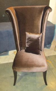 ... Armen Living Mad Hatter Parsons Side Chair ...