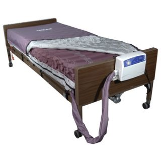 Drive 14027 Med Aire Plus Alternating Pressure Mattress Low Air Loss AP LAL