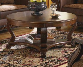 Details About Living Room Ashley Bradington Truffle Sofa Loveseat