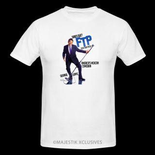 George Lopez FTP T Shirt Funny Humor Comedian Tonight East La Los Angeles Urban