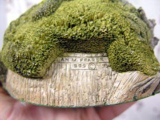 Mole End Royal Doulton Fraser Creations 1995 Figurine House Ceramic