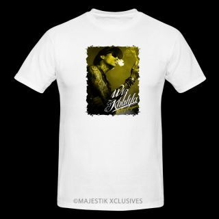 Wiz Khalifa Rolling Papers T Shirt s XL CD Rap Hip Hop West Coast Urban
