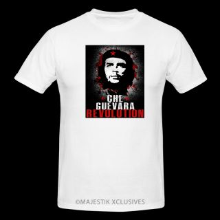 Che Guevara Revolution T Shirt Freedom Insurgente Liberty Cuba Street Urban