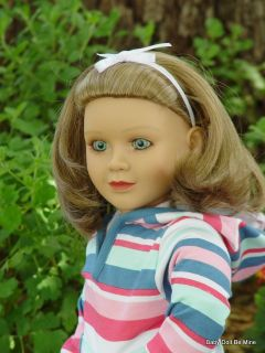 New in Box My Twinn Doll Carissa Striking Green Eyes and Dark Blonde Hair