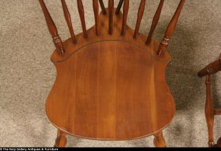... Set Of 4 Pennsylvania House Vintage Cherry Dining Chairs ...