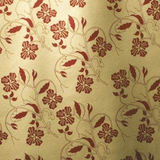 Gold BG Burgundy Vines Gift Wrapping Paper Counter Roll 500mm x 50M