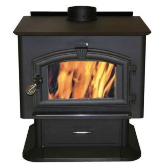 Wood burning cook stove on popscreen for Country hearth 2500