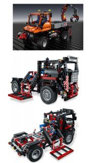 New Lego Technic 9395 Pick Up Tow Truck 2 in 1 Pick Up Tow Truck Wrecker