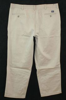 Dockers Individual Fit Sz 40 x 29 Mens Beige Khakis Chinos Pants Slacks CC50