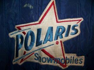 Vintage 1960s Snowmobile Suit Polaris Patch Wall's GVC