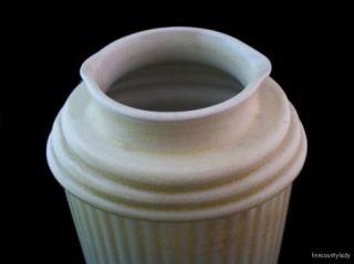 Antique Norge Pottery Refrigerator Water Bottle Jar