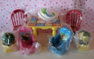 Fisher Price Loving Family Dollhouse New Kitchen Lot