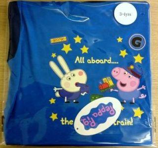 New Boys Peppa Pig George Shortie Summer Short Character Pyjamas PJ's All Sizes