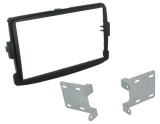 Dacia Duster Lodgy Car CD Stereo Double DIN Fascia Panel Fitting Kit CT23DC04