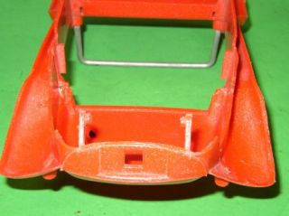 Vintage Cox Dune Buggy Parts A Body 11A