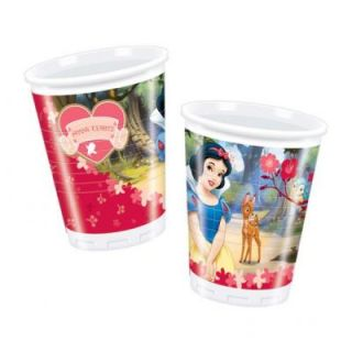 Birthday Party Supplies Disney Princess Snow White Cups