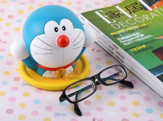 Japan Doraemon Eye Glasses Sunglasses Stand Statue