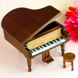 Golden 18 Note Musical Movement for Music Box Many Song