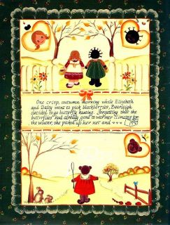 Tole Painting Pattern Book The Cottage Dolls