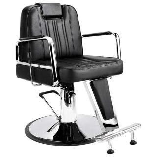 Barber Chair Beauty Salon All Purpose Hydraulic Reclining Chair European Design