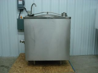 Cleveland KGM 40 Gas Steam Jacket Soup Kettle Steamer