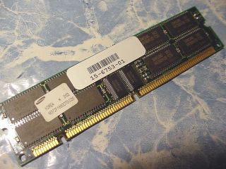 128MB 168p PC100 Edo ECC BUFF8K Memory Cisco 15 6753 01