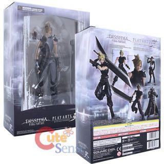 Final Fantasy Dissidia Cloud Strife Play Arts Kai Action Figure Square Enix