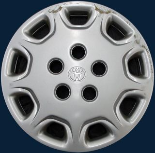 """'95 96 Toyota Camry Le XLE 4 Cylinder Models 14"""" 61083 Hubcap Wheel Cover Used"""