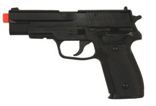 Airsoft Gun Premium HFC Ha 113B Replica P226 Sig Spring Pistol w 850 Free BBs