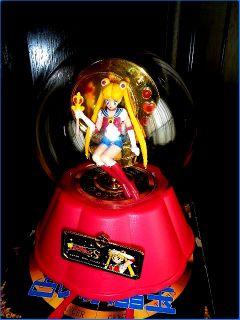 Yutaka Japan Sailor Moon Fortune Telling Crystal Ball