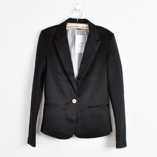 Hot Women Lady's One Button Lapel Casual Suits Blazer Jacket Outerwear Coats Top