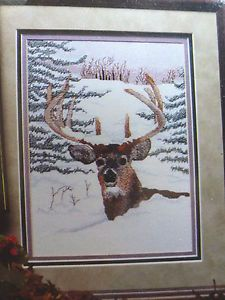 Cross Stitch Pattern/ Deer