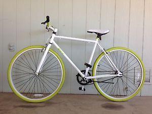Fixed Gear Hybrid Bike