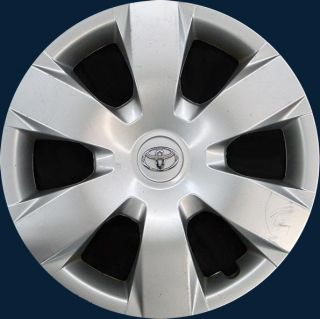 """'07 11 Toyota Camry 16"""" 6 Spoke Hubcap Wheel Cover Holl 61137 Toy 4260206010"""