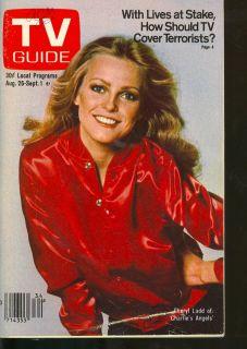 1978 TV Guide Cheryl Ladd Charlie's Angels