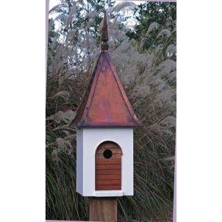 Heartwood French Villa Bird House