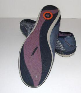 Womens Merrell Arabesque Lightweight Shoe Zip Up Zipper Leather Mesh
