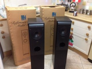 KEF Reference Series Model Two Floor Standing Speakers for