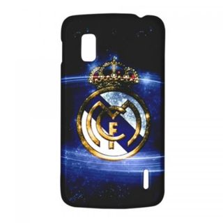 LG Nexus 4G Case Cover Real Madrid Soccer Football New Bumper ★★★★★ Hot